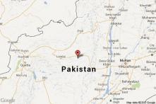 40 people killed as twin suicide bombs rock northwest Pakistan