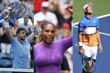 US Open: Wawrinka Sets Up Potential Djokovic Clash, Serena Reaches Last 16 But Nishikori Out