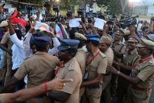 Cauvery Row: Single Judge Permits Fast at Marina; TN Govt Gets Interim Stay