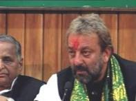 Prodigal son Sanjay Dutt tries imitating father Sunil