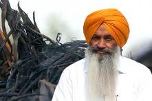 Amidst Stubble Burning, Kuldeep Singh Took An Unique Pledge