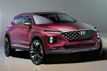 Hyundai Hopes Bigger, Revamped Santa Fe SUV Will Reverse U.S. Sales Slump