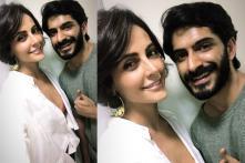 Harshavardhan Kapoor, Mandana Karimi Bond at Bhavesh Joshi Screening