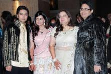 B'wood celebrates Vashu Bhagnani's daughter's sangeet