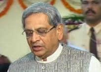 Former governor SM Krishna returns to state politics