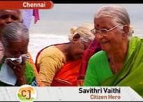 Chennai octogenarian runs women's old-age home