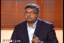 Resolve call drops or face action, says telecom minister Ravi Shankar Prasad