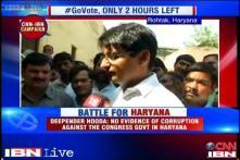 Haryana has progressed under the Congress: Deepender Singh Hooda