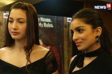 Had No Qualms In Playing Second Lead To Vidya Balan: Gauahar Khan