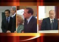 Sarkozy's shorter than me: Berlusconi's tall claim