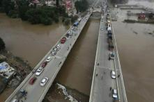 14 Stuck in Flash Floods Rescued in J&K's Kathua District