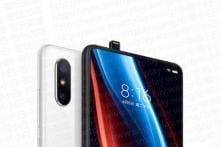 Xiaomi Mi Mix 3 Leaked Images Reveal Pop-Up Camera, Possible Under-Display Fingerprint Scanner