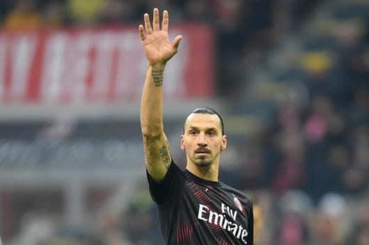 Zlatan Ibrahimovic (Photo Credit: Reuters)