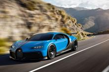 Bugatti Chiron Pur Sport Supercar Lauched at Rs 24 Crore, Limited to Only 60 Units