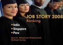 Good job: India most optimistic nation for hiring