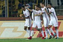 ISL 2017: FC Pune City Storm into Top Four, Beat FC Goa 2-0