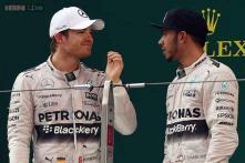 Nico Rosberg should have tried harder, says Lewis Hamilton
