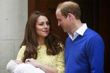 British royal baby named Charlotte Elizabeth Diana