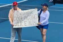 John McEnroe, Martina Navratilova Sorry for Rules Breach After Margaret Court Protest