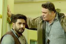 I have never heard anyone complain about Rishi Kapoor's temperament: Abhishek Bachchan