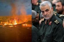 Qasem Soleimani Killed in US Airstrikes at Baghdad Airport