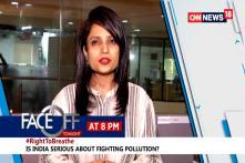 Face-Off With Maha Siddiqui At 8 Pm I #RightToBreathe
