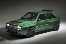 Legendary Hot Hatchback Lancia Delta Integrale Reborn