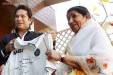 Sachin Tendulkar to felicitate Lata Mangeshkar on the singer's 85th birthday