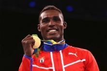 Rio 2016: Cuba's La Cruz Wins Light-Heavyweight Boxing Gold