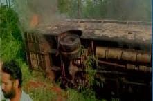 13 killed, 27 injured in mishap
