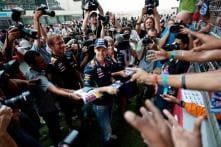 Red Bull's Sebastian Vettel completes Indian GP practice sweep