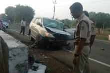 Karnataka Congress MLA Siddu B Nyamagouda Dies in Road Accident