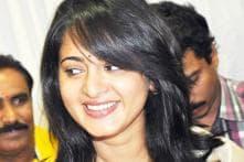 Nagarjuna and Anushka at the success party of Telugu film 'Damarukam'