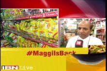Shopkeepers hopeful of early return of Maggi