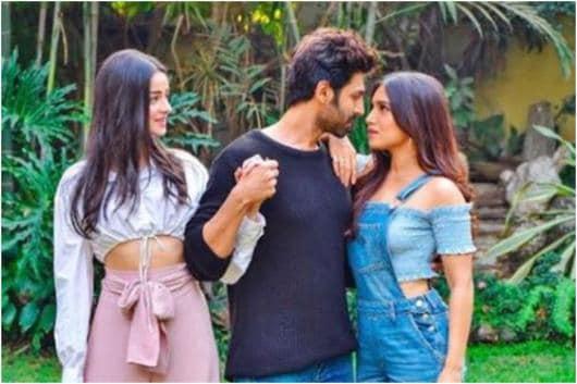 Pati Patni Aur Who will star Ananya Panday, Kartik Aaryan and Bhumi Pednekar in lead roles. (Image: Kartik Aaryan/Instagram)