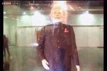 Day 1: NRI Viral Choski bids Rs 1.1 crore for PM Modi's suit