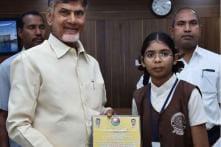 This Class 9 Student is Brand Ambassador of Andhra Capital Amravati