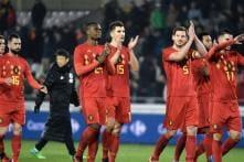 Belgium and Roberto Martinez Looking Forward to 'Special' England Tie