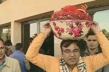Drawing Govt Attention to Rajasthan's Worst Locust Attack, MLA Enters Assembly with Basket of Insects