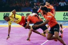Pro Kabaddi: Patna Pirates, Gujarat Fortunegiants Notch up Wins