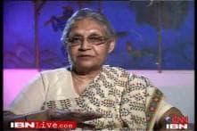 Dikshit opposes National War Memorial at India Gate
