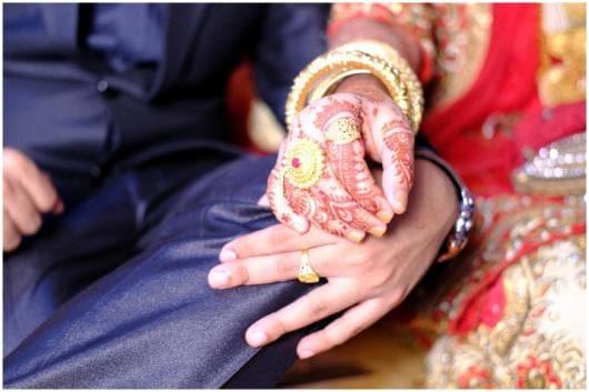 A wedding in UP was conducted via video call under coronavirus lockdown | Image credit: Reuters (representational)