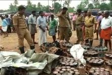 Kollam temple tragedy: One booked for violating licence norms