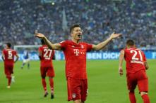Bundesliga: Robert Lewandowski Hat-trick Steers Bayern Munich Past Schalke