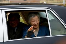 Japan Ex-empress Michiko Diagnosed with Breast Cancer, Says Palace