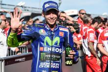 Valentino Rossi Vows to Make Quick Return After Surgery