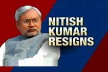 Nitish Kumar Resigns As Bihar Chief Minister