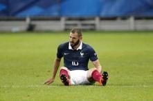 Banned France Striker Karim Benzema Says Will Miss Euros