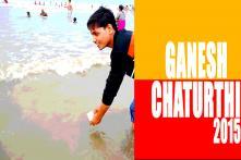 Watch this video: Day 5, Ganesh Visarjan at Juhu beach