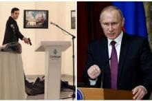 Russian Ambassador's Killing Designed to Spoil Ties With Turkey: Putin
